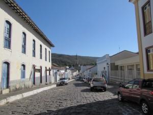 Antigua ciudad de Goias