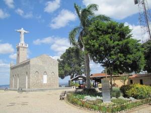 Iglesia Do Ceu en el Mirador donde pernoctamos