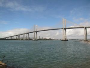 Puente de ingreso a Natal por el Noroeste