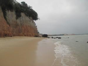 Una parte de la Praia da Pipa