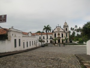 Iglesia y Monasterio en Olinda