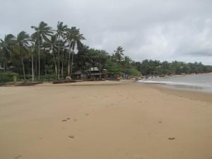 Playa en Itacaré