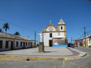 Iglesia del año 1550 en Arrial