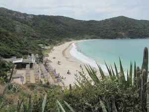 Playa do Forno en Arraial do Cabo