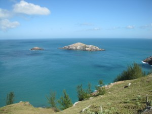 Vista desde el Mirador Atalaia en Arraial do Cabo